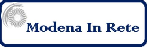 Il logo del progetto Modena In Rete
